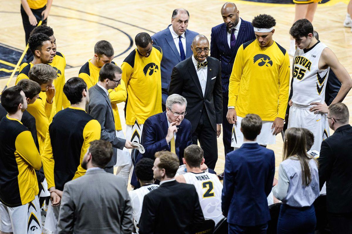 NCAA Basketball: Southern Utah at Iowa