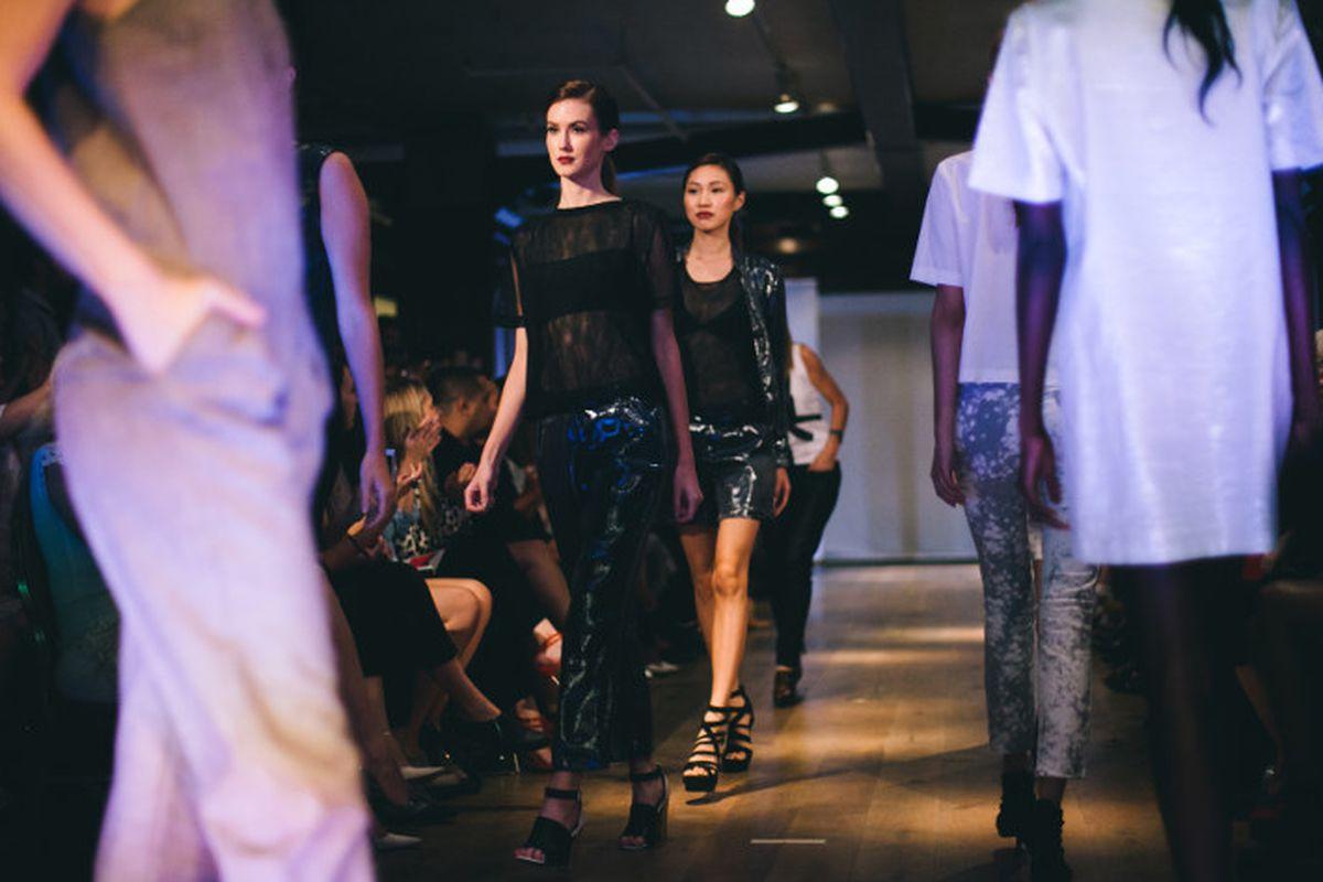 Stella Proseyn show photo: LA Fashion Council