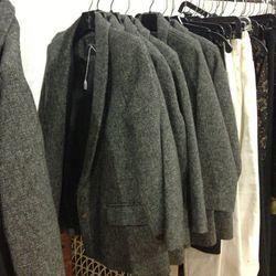 Wool jacket, $395