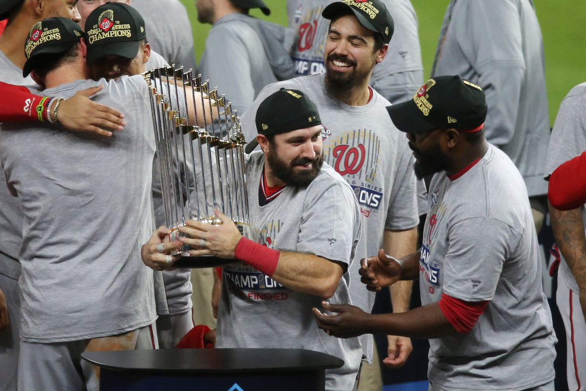 Should Washington Nationals' World Series title affect the evaluation of the Adam Eaton trade?