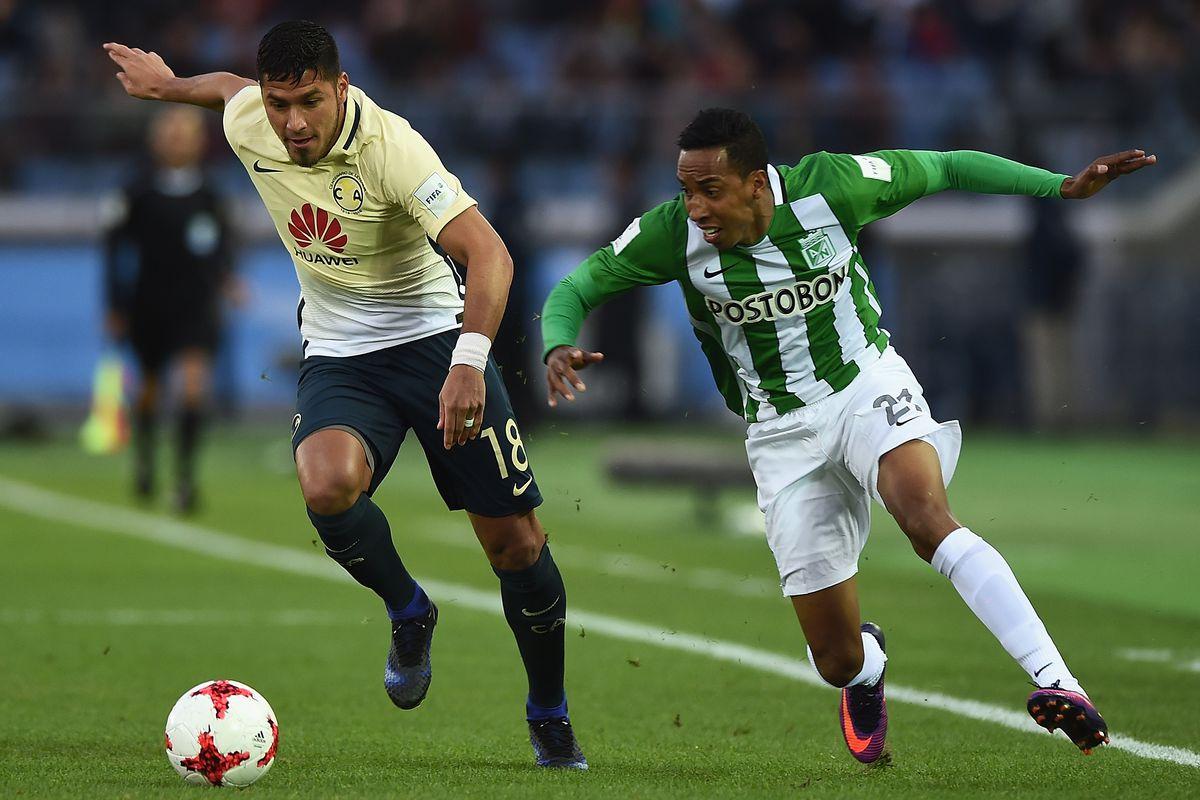 Club America v Atletico National - FIFA Club World Cup 3rd Place Match