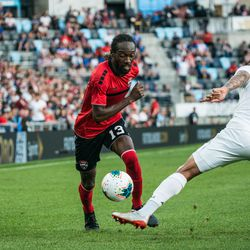 June,18, 2019 - Saint Paul, Minnesota, United States - A CONCACAF Gold Cup match between Trinidad and Tobago and Panama at Allianz Field.