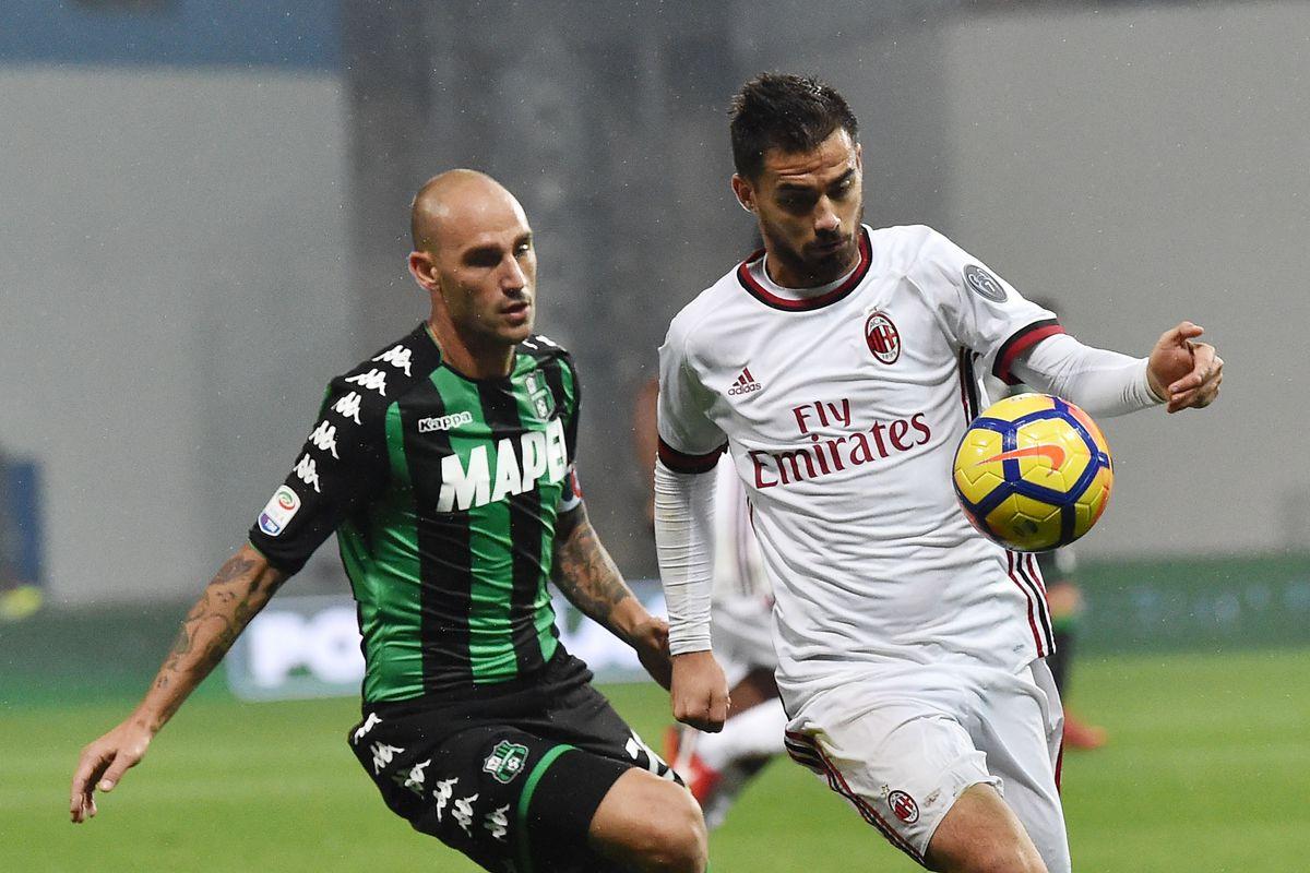 Milan Sassuolo