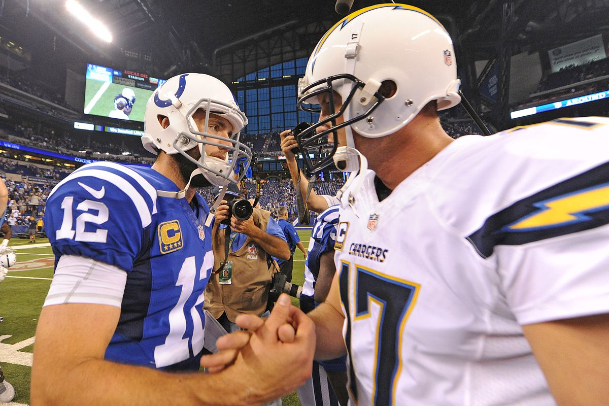 NFL: San Diego Chargers at Indianapolis Colts