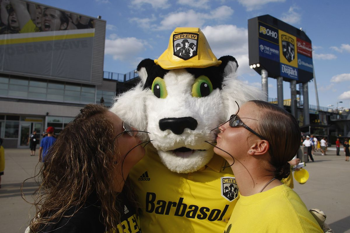 How bad do you want a mascot now, Union fans?
