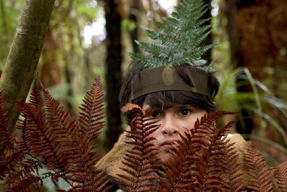 Julian Dennison stars as Ricky Baker in Taika Waititi's Hunt for the Wilderpeople.