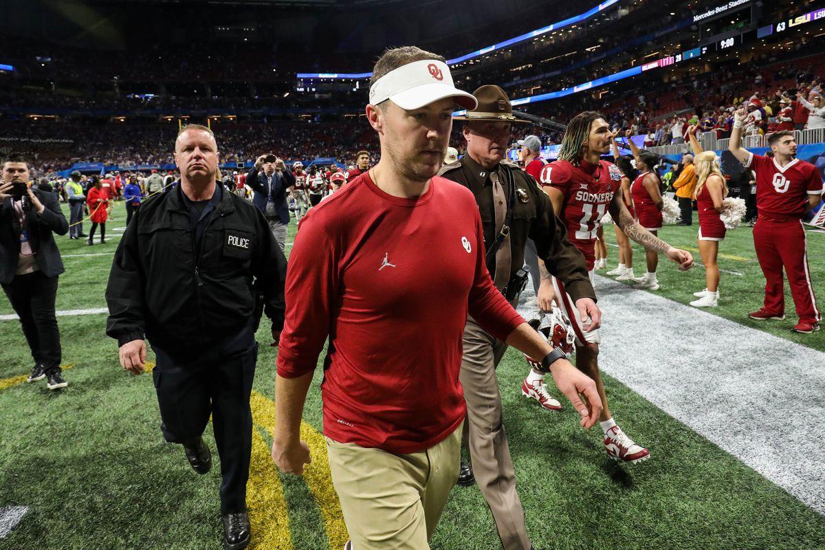 Oklahoma Football: Lincoln Riley discusses COVID-19 ...