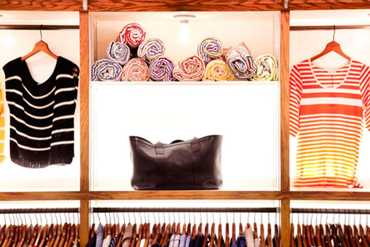"""Steven Alan store, Tibeca. Via <a href=""""http://blog.stevenalan.com/2012/04/27/store-highlight-tribeca/"""">StevenAlan.com</a>"""