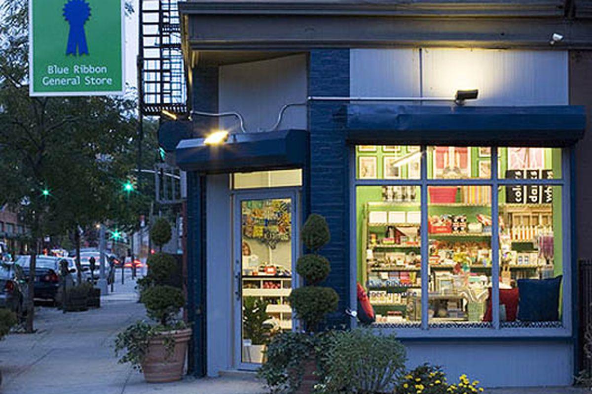 "Annie's in Brooklyn via the store's <a href=""http://www.blueribbongeneralstore.net/LifeStyle.html"">website</a>"