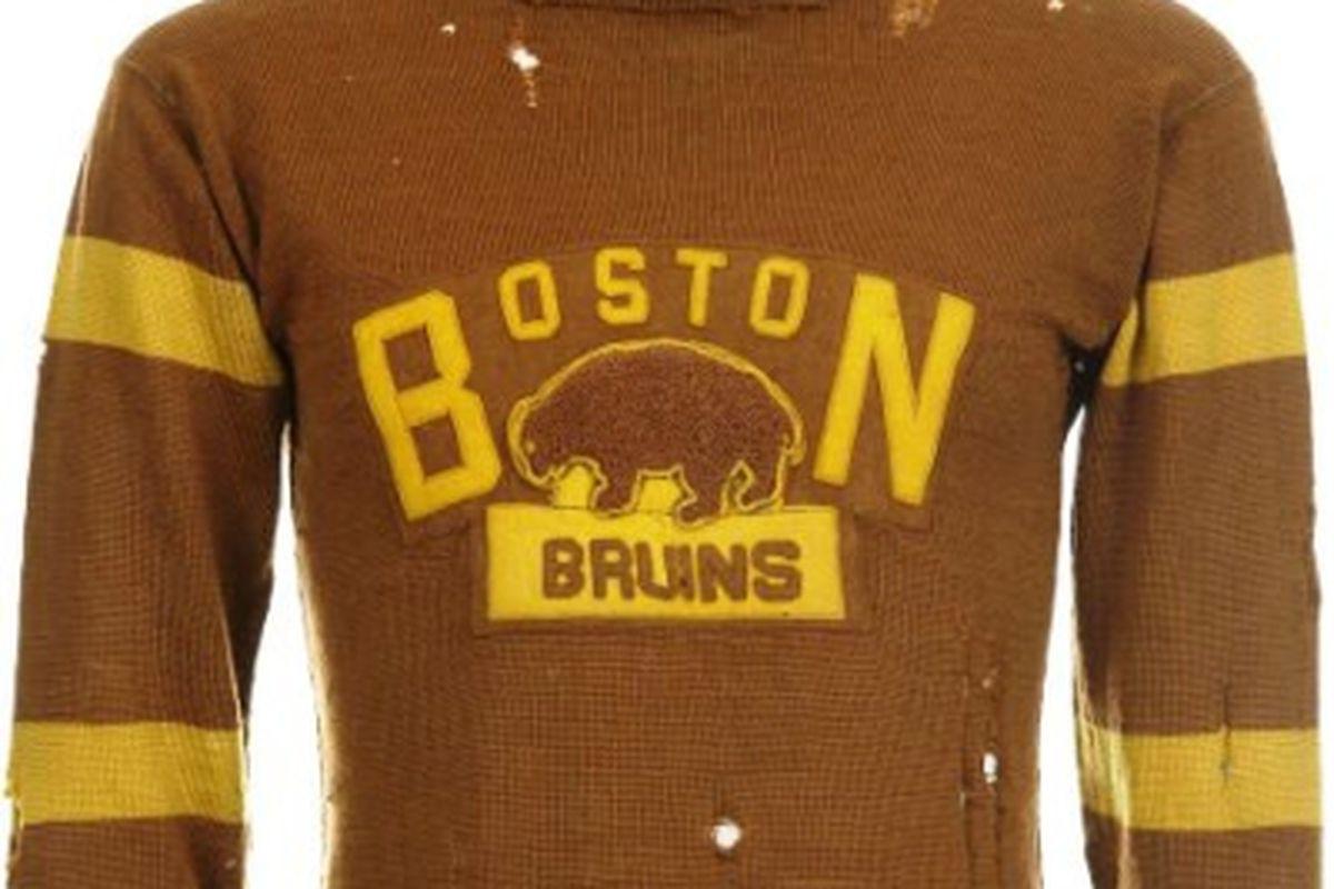 Your 1924-1925 Boston Bruins
