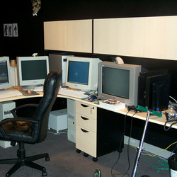 Epic workstation, ca. 2004