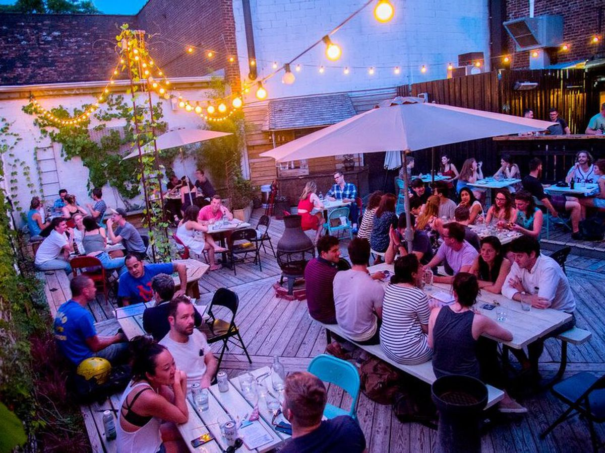 18 Top Nyc Bars For Throwing A Casual Party Eater Ny
