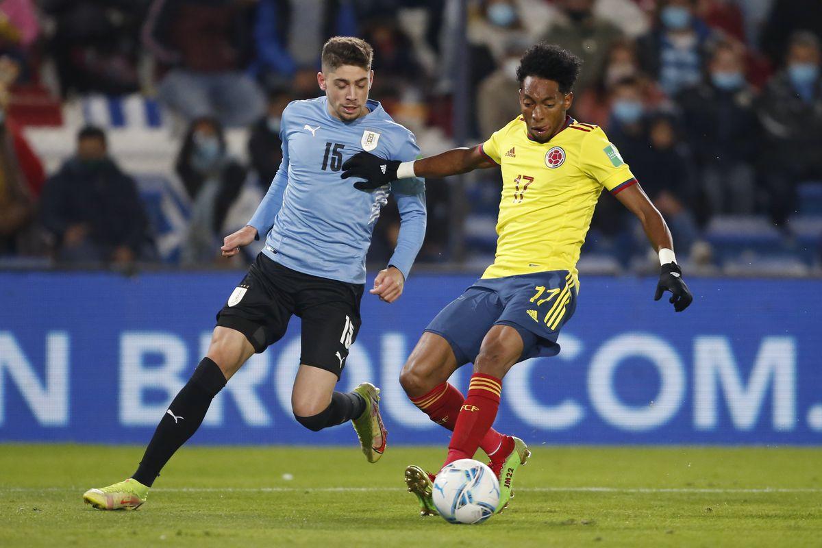 Uruguay v Colombia - FIFA World Cup 2022 Qatar Qualifier