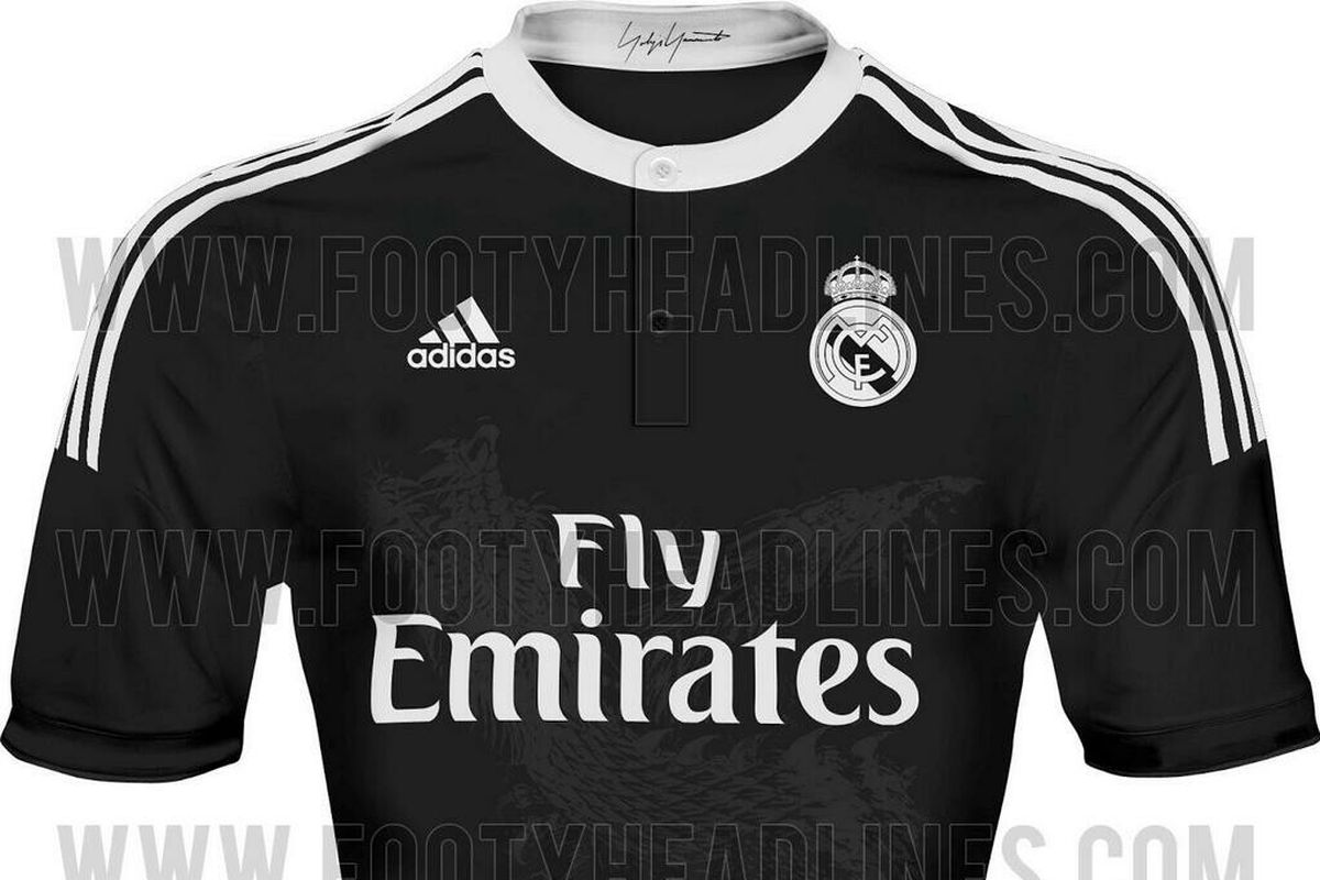 c2b6d81a4 Real Madrid s 2014-2015 Third Kit Leaked - Managing Madrid