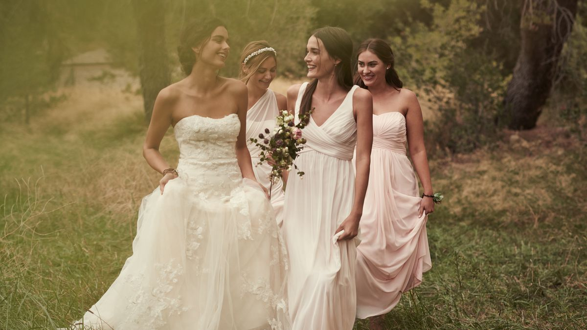 Davids bridal doesnt want to be the walmart of weddings anymore an image from davids bridals spring campaign photo davids bridal ombrellifo Image collections