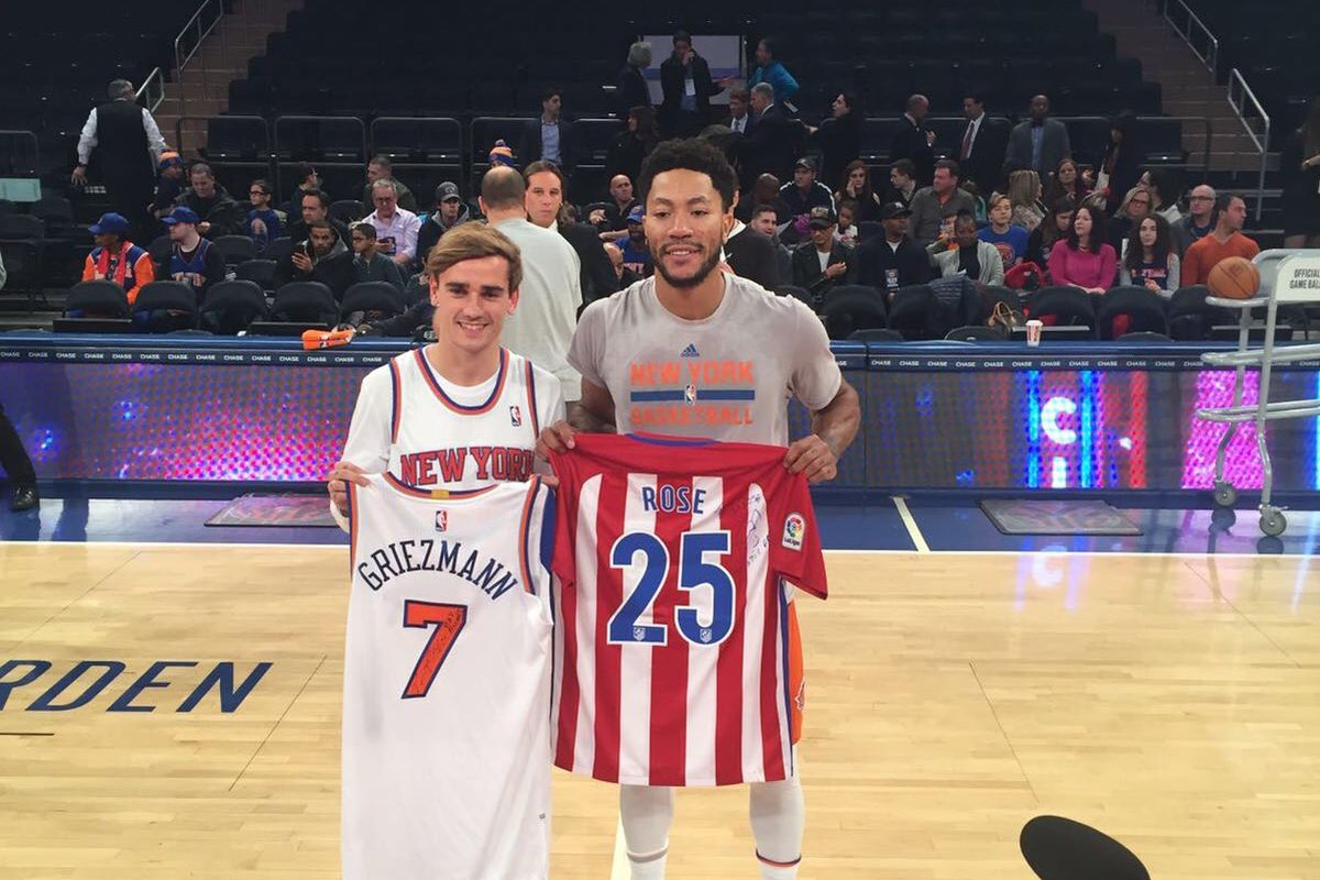 27f81c49ad92 Mr. Griezmann goes to New York - Into the Calderon