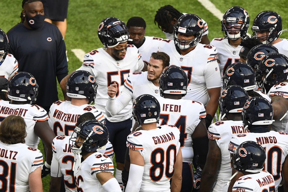 Chicago Bears v Minnesota Vikings