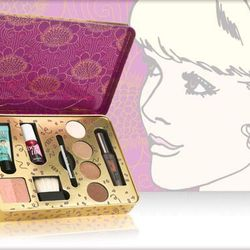 """Groovy Kind-a Love! Makeup Kit, <a href=""""http://www.benefitcosmetics.com/product/view/groovy-kinda-love"""">$36</a> at <b>Benefit</b>"""