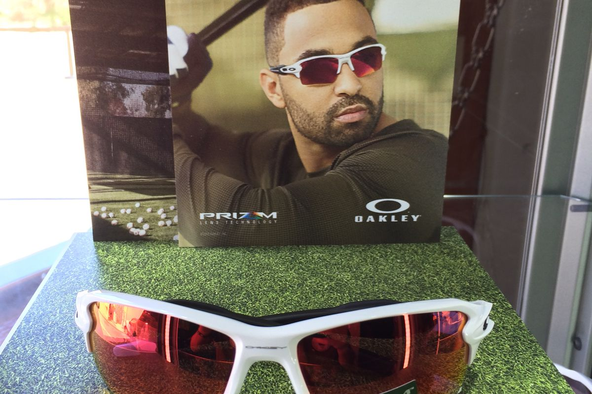 56f75f9cf46 Oakley is a sponsor of SB Nation and Gaslamp Ball. You ve no doubt noticed  the Matt Kemp advertisement on our page all season. It s actually probably  the ...