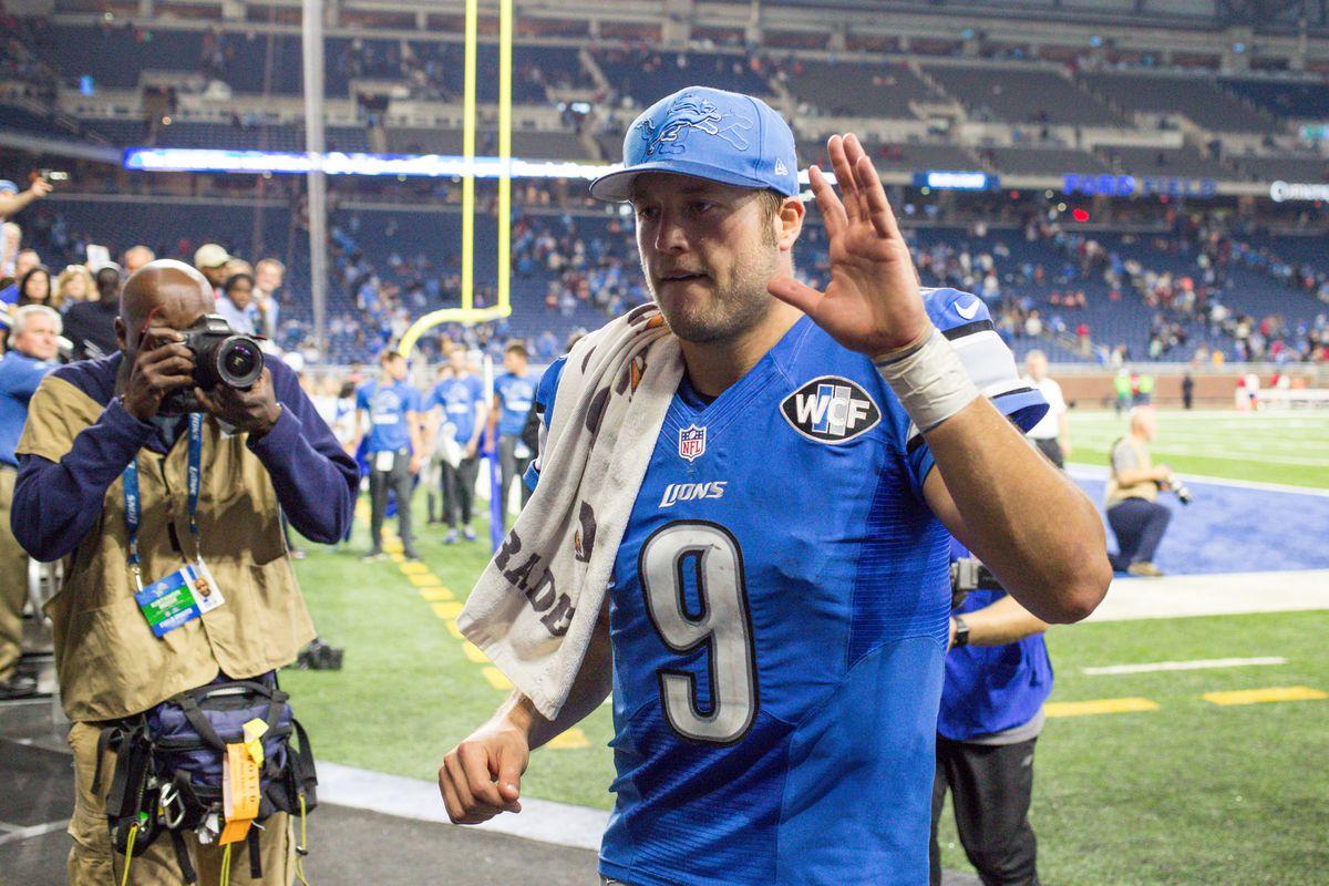 NFL: OCT 23 Redskins at Lions
