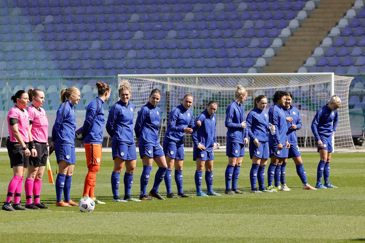 VfL Wolfsburg v Chelsea FC - UEFA Women's Champions League Quarter Final: Leg Two