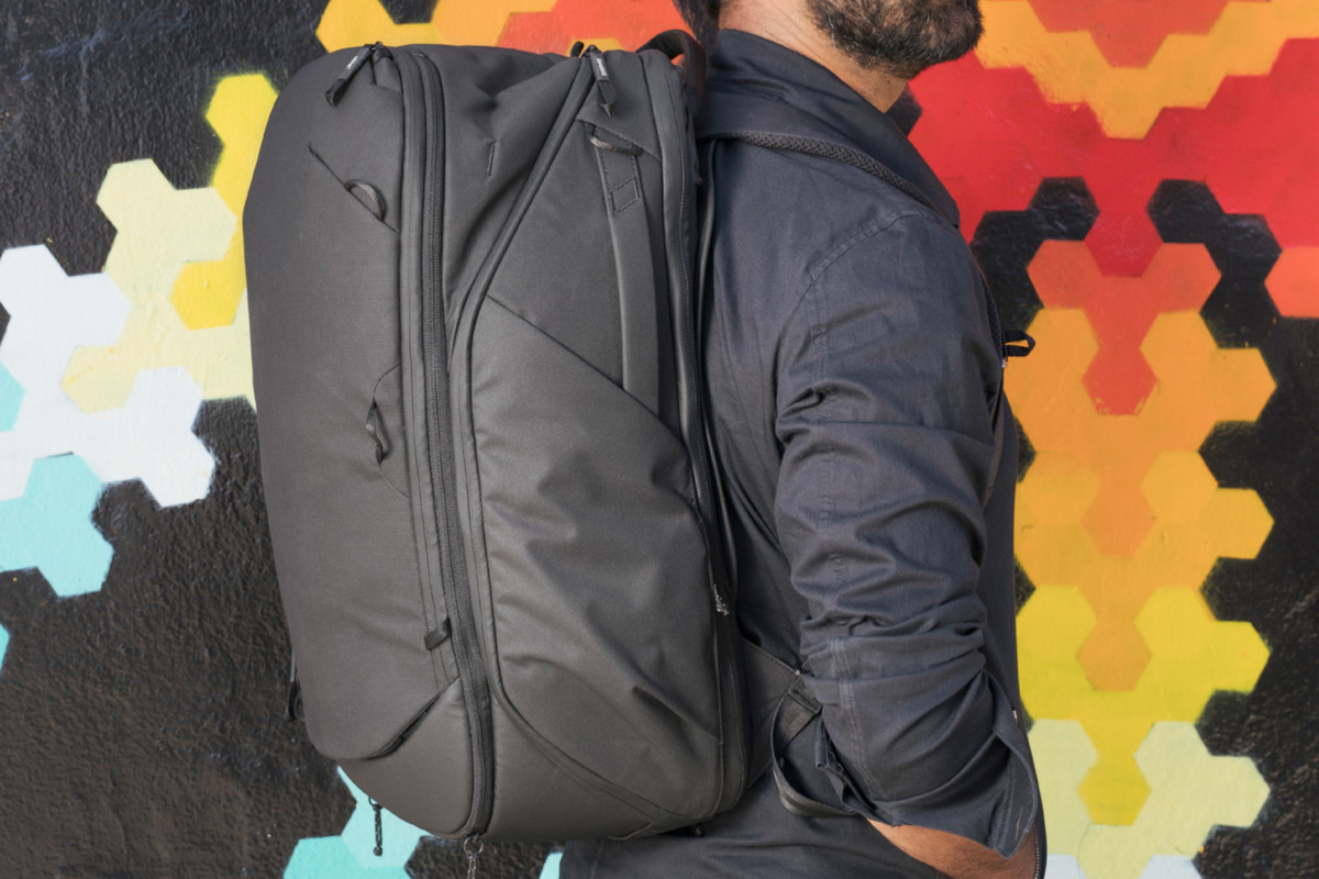 Peak Design S New 300 Travel Backpack Is Designed To Be The Ultimate Carry On Bag The Verge