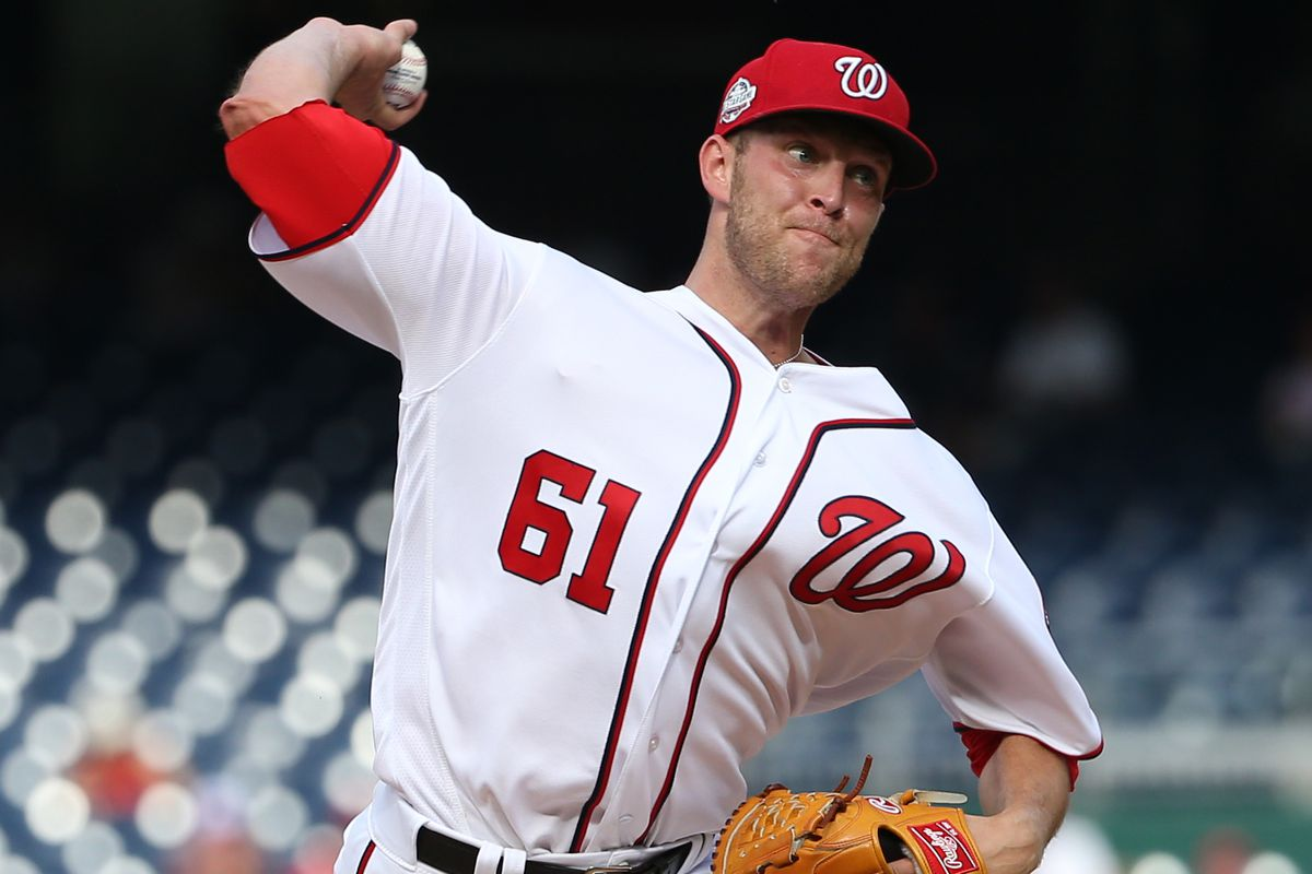 ecd35bd645cd Kyle McGowin impresses in first start for Washington Nationals ...