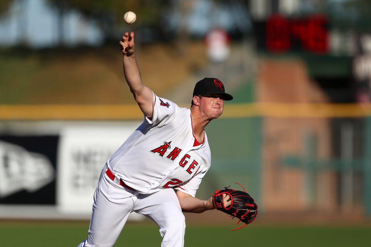 Minor League Baseball: Arizona Fall League-Glendale Desert Dogs at Scottsdale Scorpions
