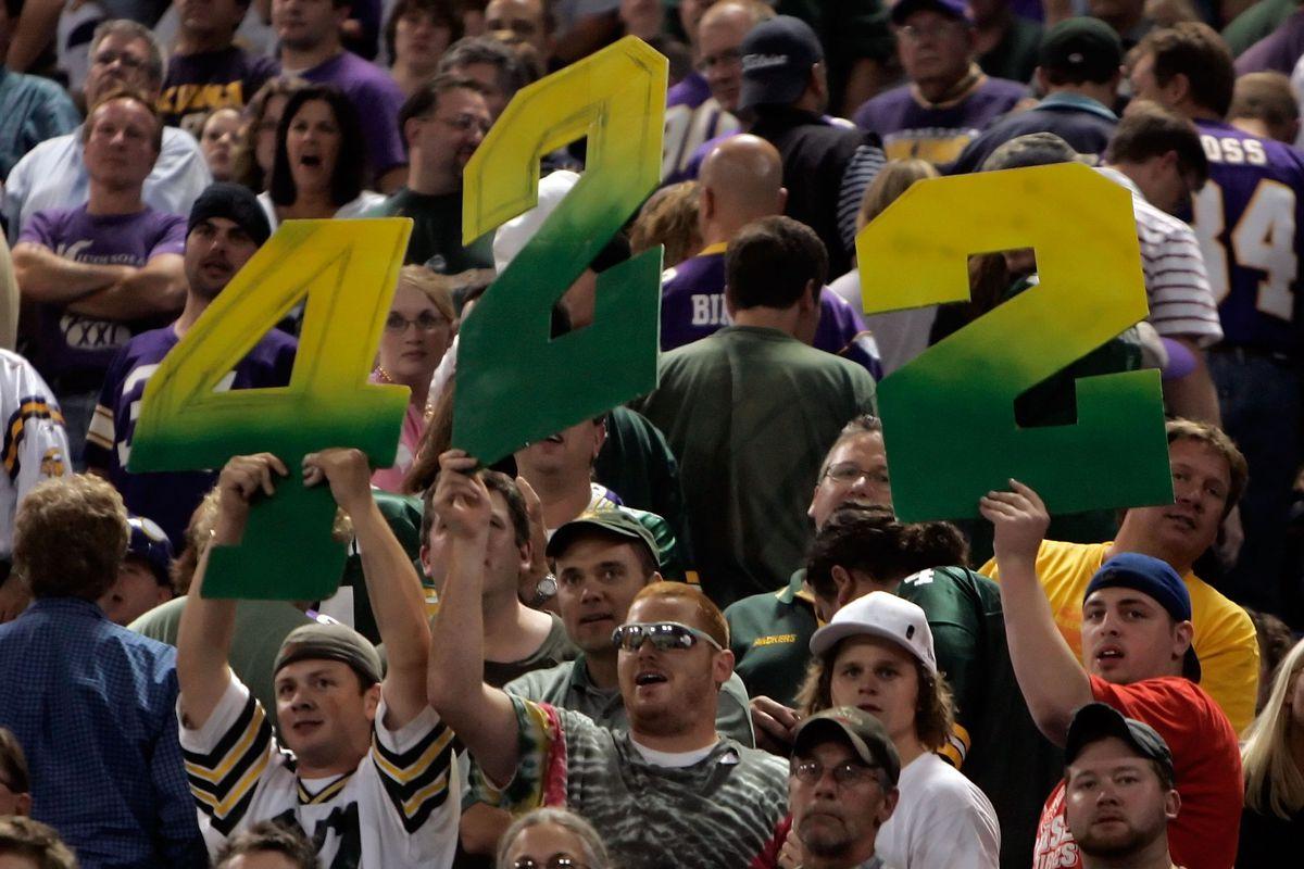 Green Bay Packers v Minnesota Viki