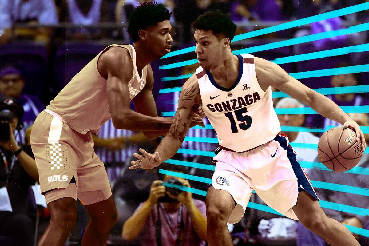 0822f5d9cf7 Brandon Clarke waited more than 600 days to make his debut at Gonzaga, but  it only took him two weeks to introduce himself as one of the most  impactful ...
