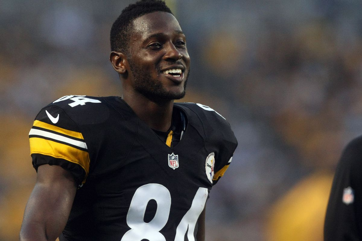 Antonio Brown leads the Steelers dynamic offense.
