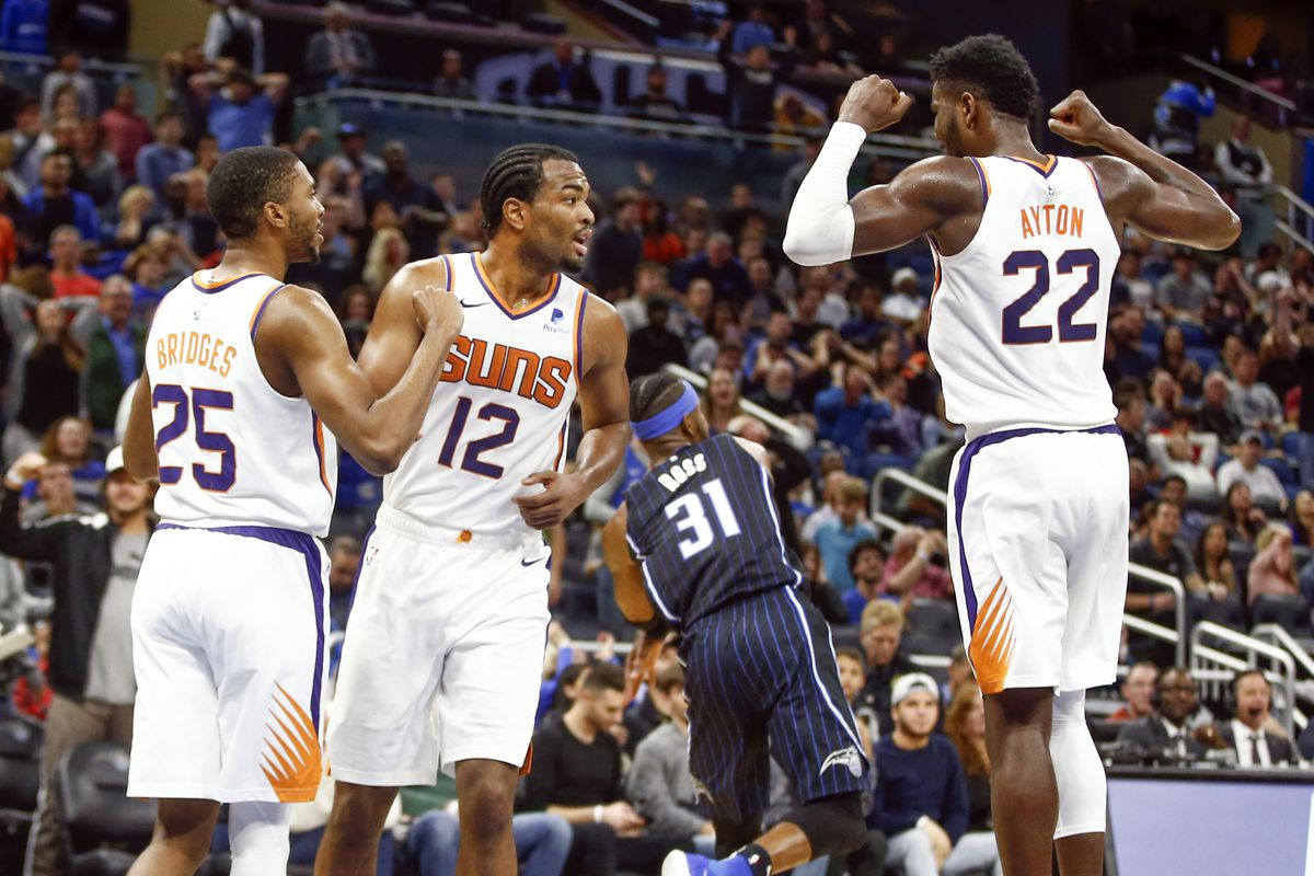 NBA: Phoenix Suns at Orlando Magic