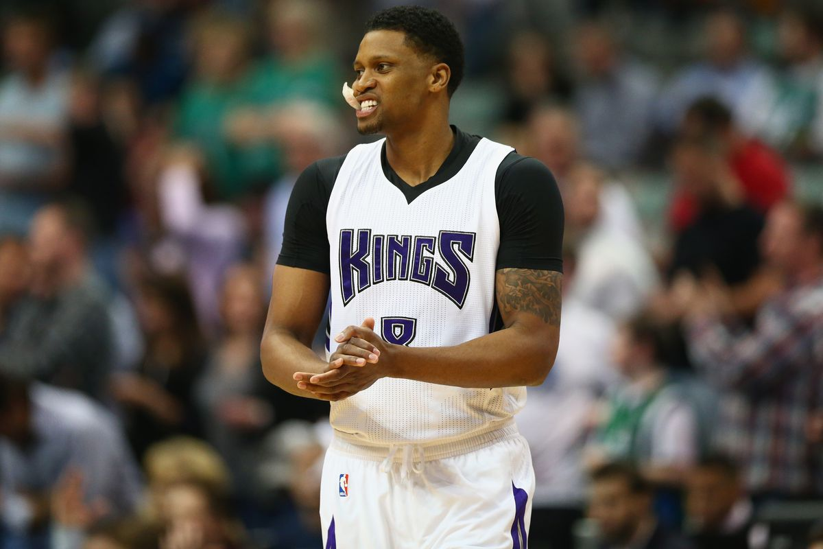 Rudy Gay's game doesn't fit well in the modern NBA.