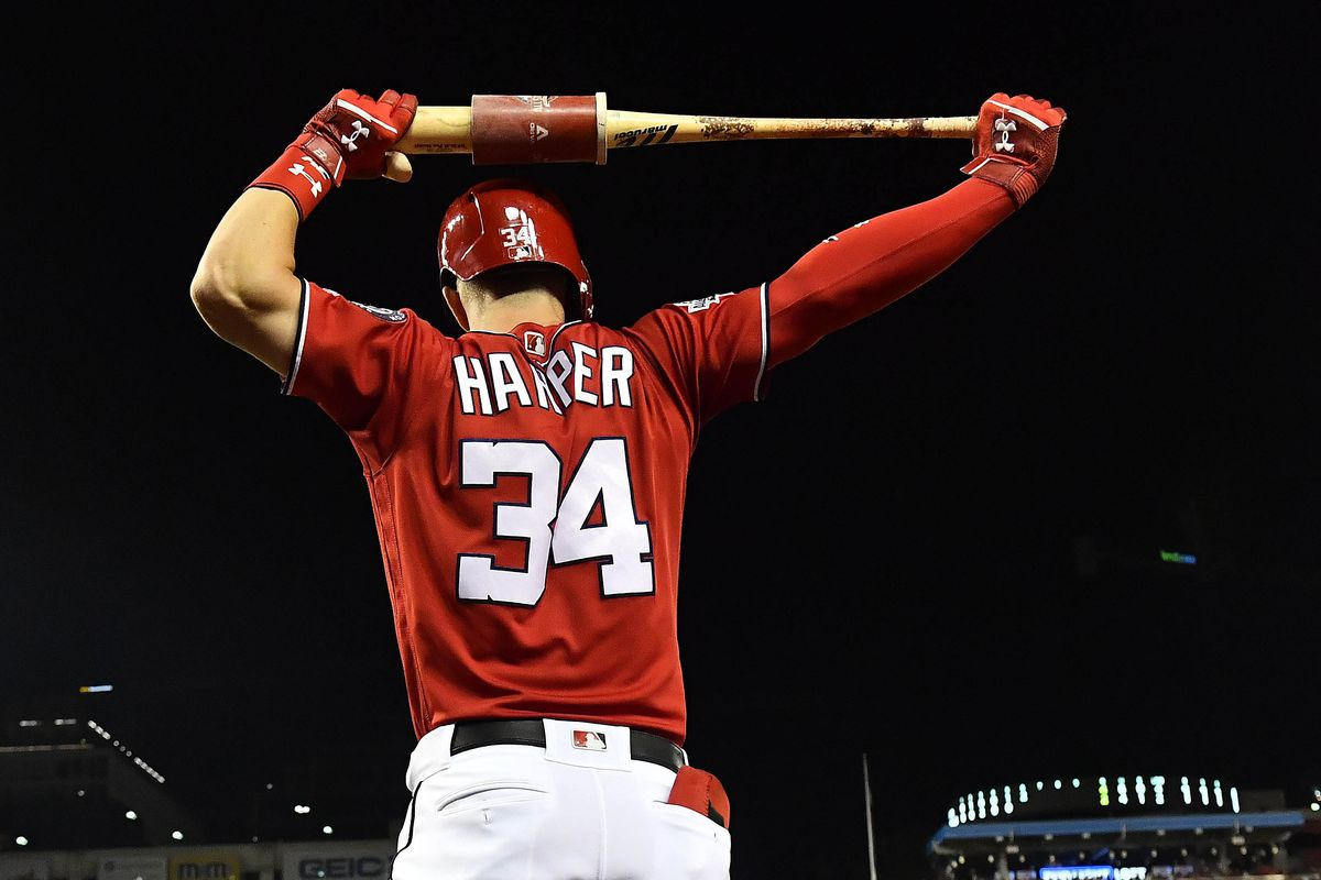 Dodgers claimed Bryce Harper off revocable waivers - True Blue LA 622c81e1025