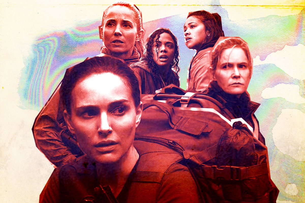 The 'Annihilation' Exit Survey - The Ringer