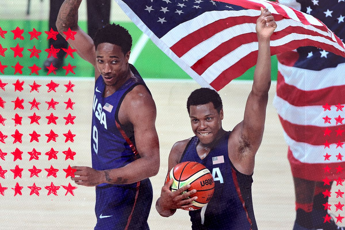 100% authentic a72b7 4c182 Is Olympic 5-on-5 basketball nearing its end? - SBNation.com