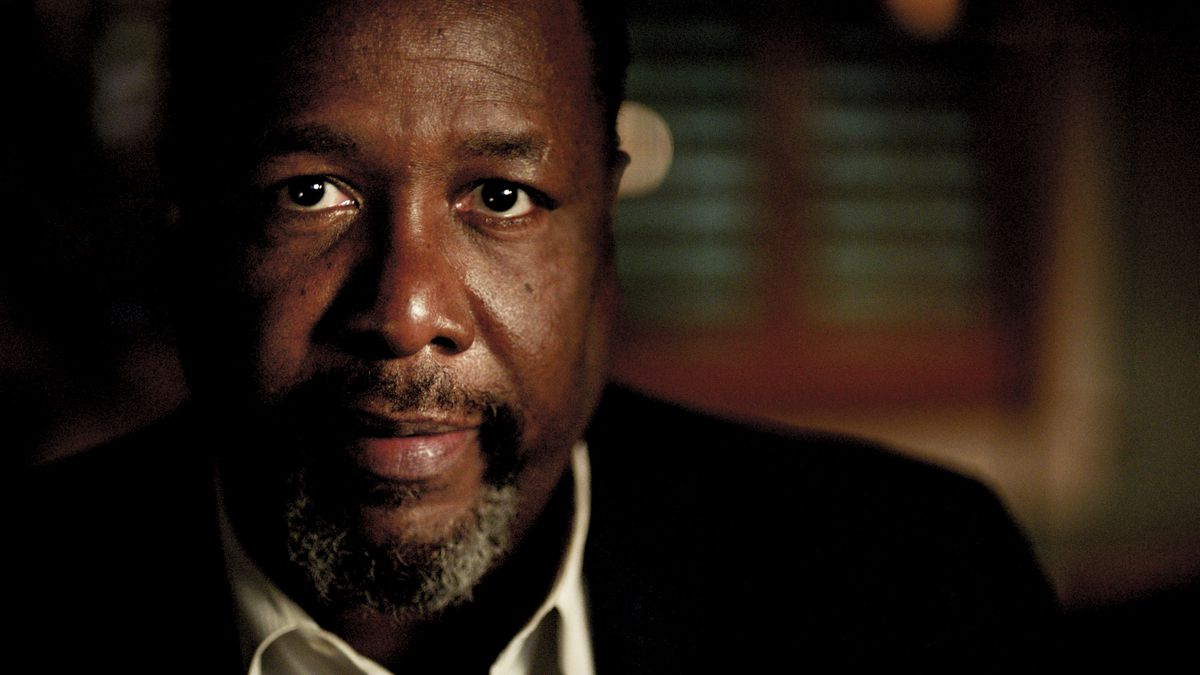 Wendell Pierce between the world and me