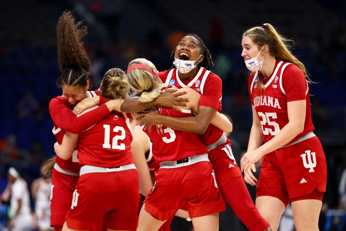 NCAA Women's Basketball Tournament - Sweet Sixteen - Indiana v North Carolina State