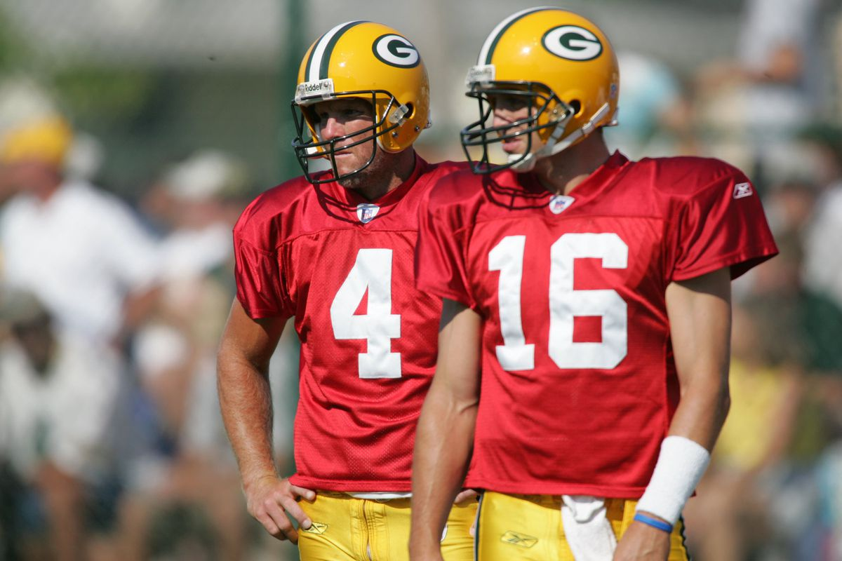 NFL 8-8-05: Green Bay Pakers Training Camp