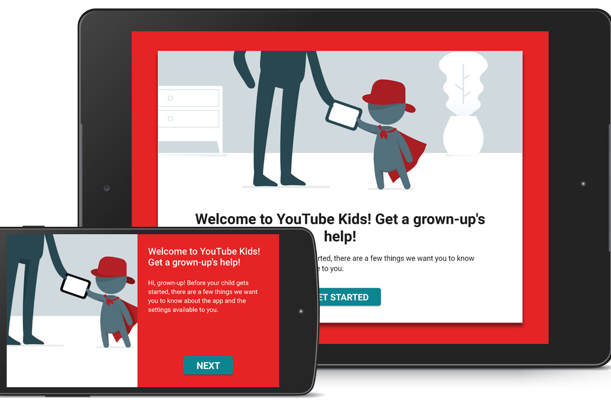 Google will update YouTube Kids with improved parental