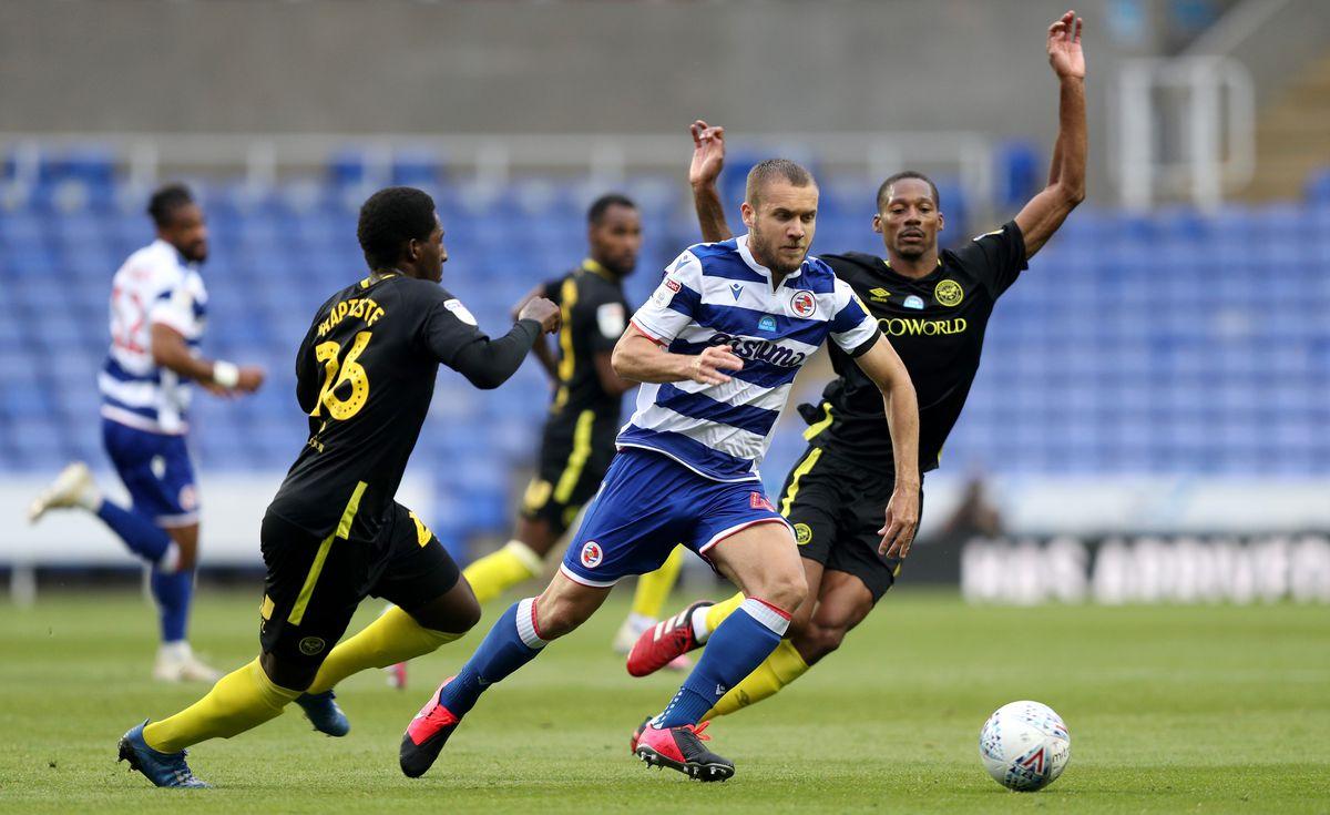 Reading v Brentford - Sky Bet Championship - Madejski Stadium