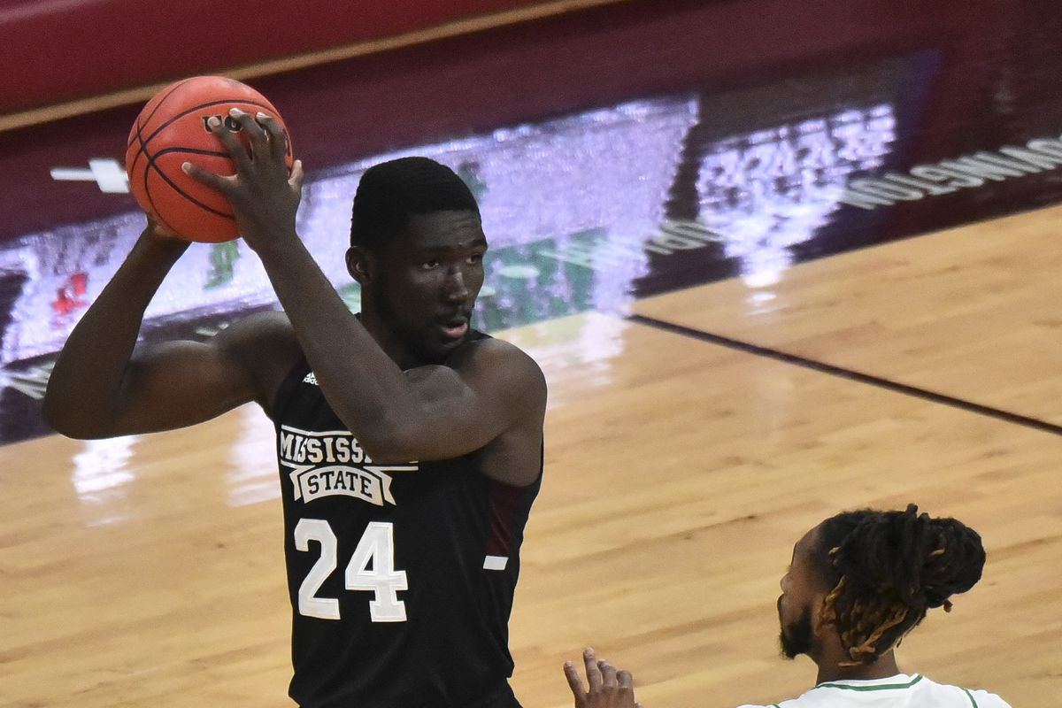 NCAA Basketball: North Texas at Mississippi State