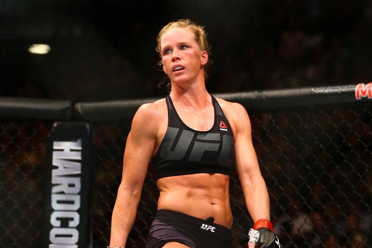 MMA: UFC 196-Holm vs Tate