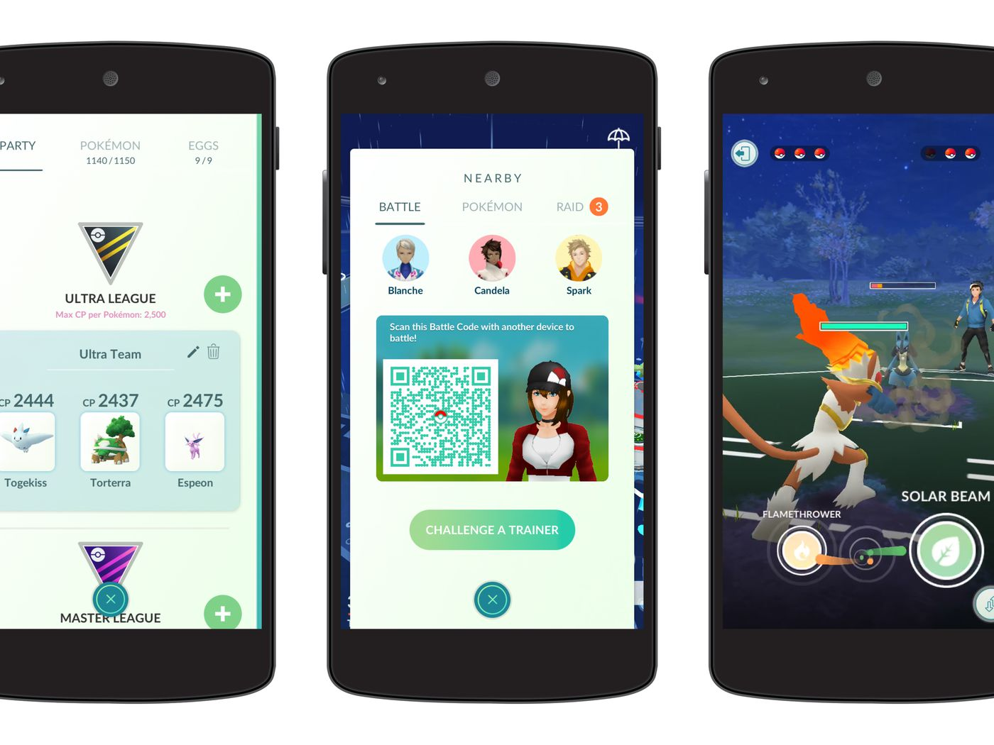 Pokémon Go trainer battles are coming later this month — here's how