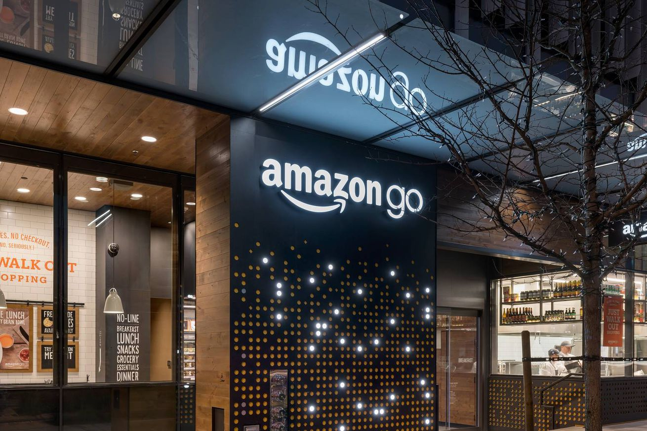 amazon go s cashier less stores are coming to chicago and san francisco