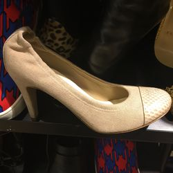 Chanel heel, $425 (was $850)