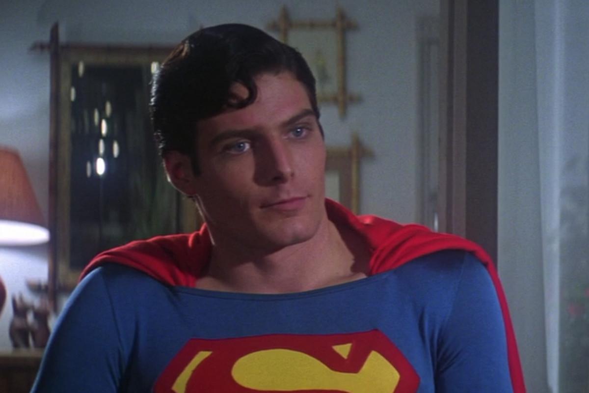 Risultati immagini per christopher reeves superman