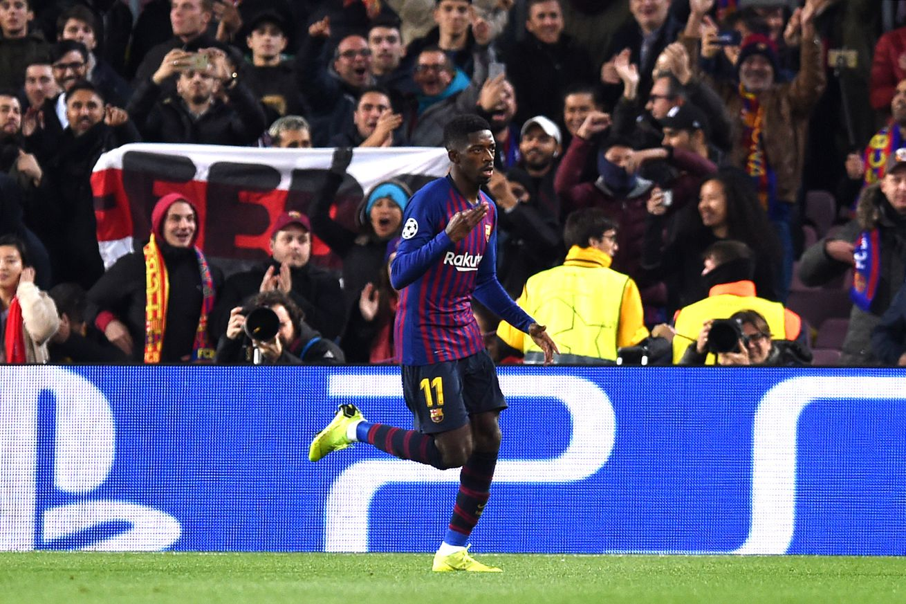 WATCH: Dembele scores brilliant solo goal against Spurs