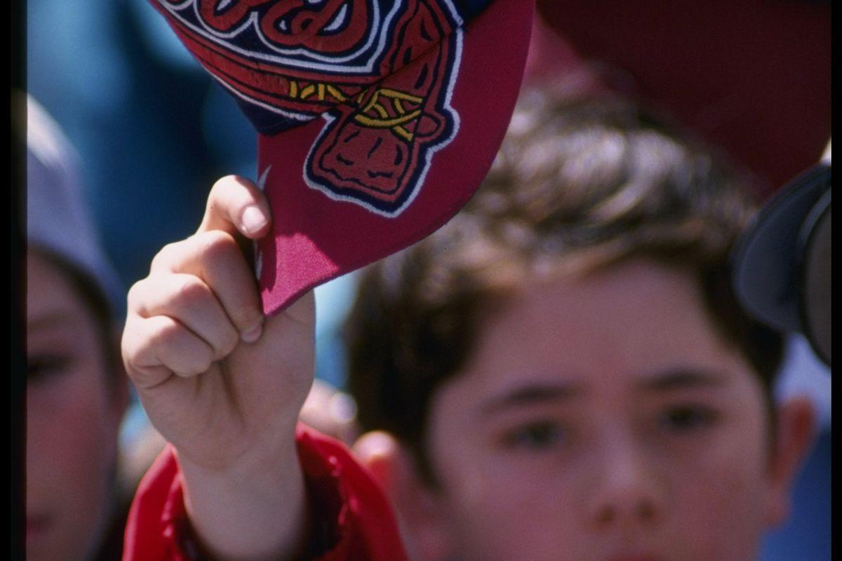 Braves Fan