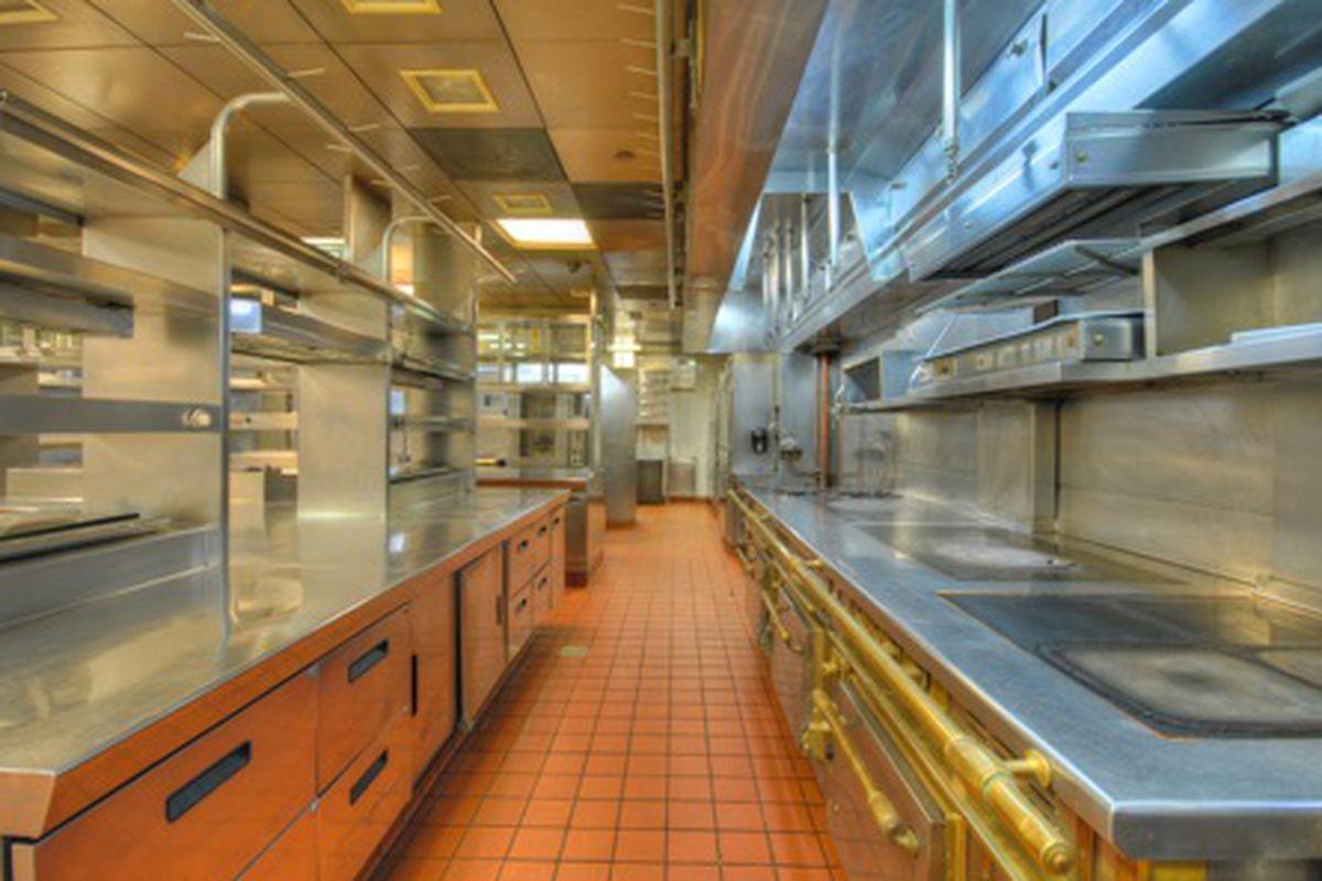 Charlie Trotter's Kitchen